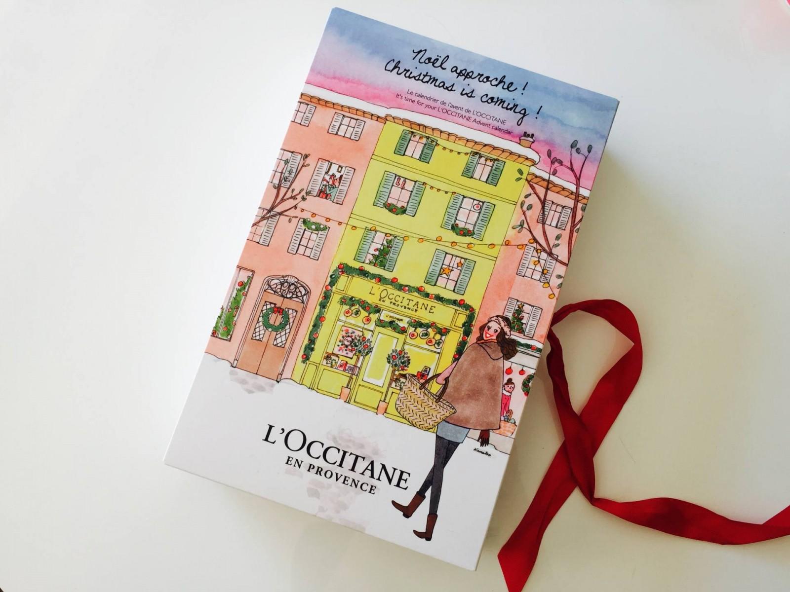 Calendrier De L Avant Occitane.Le Calendrier De L Avent L Occitane 2016 Juste Maudinette