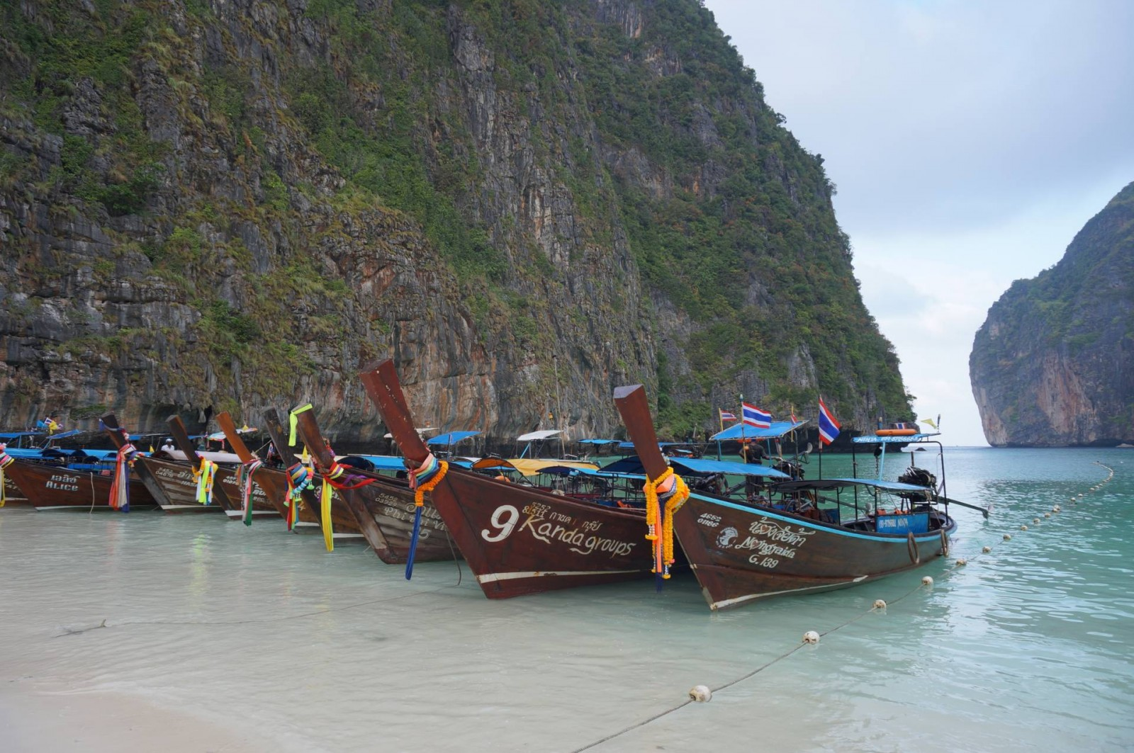 KOH PHI PHI … ON BOARD !