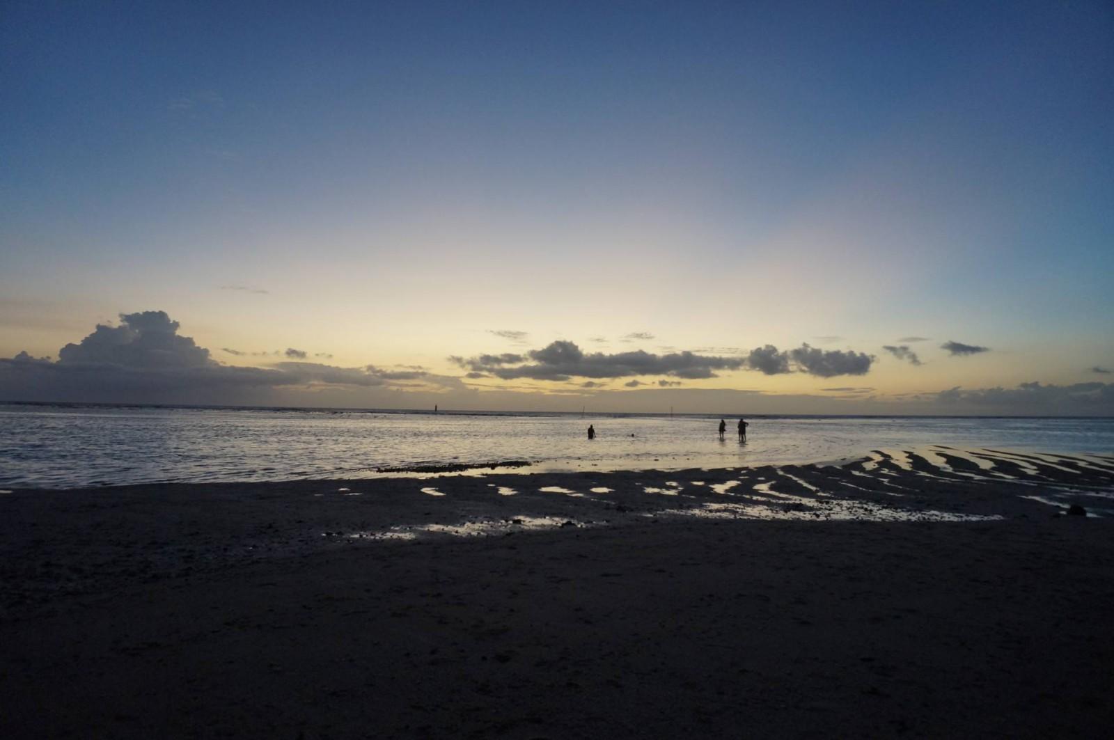 SUNSET AU COCO BEACH