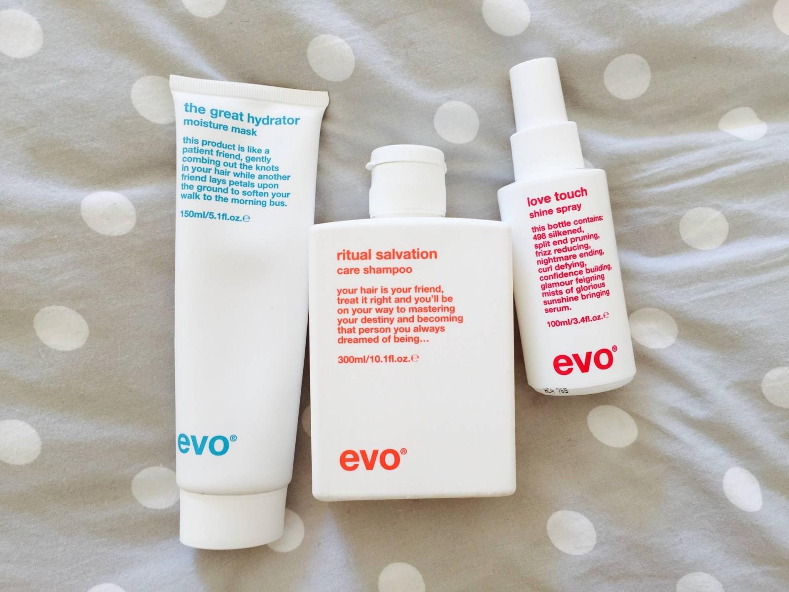 EVO HAIR, DES PRODUITS VRAIS
