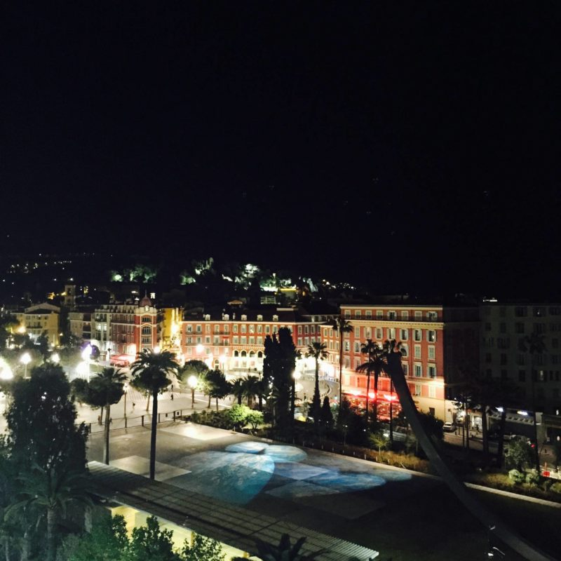 la terrasse du plaza