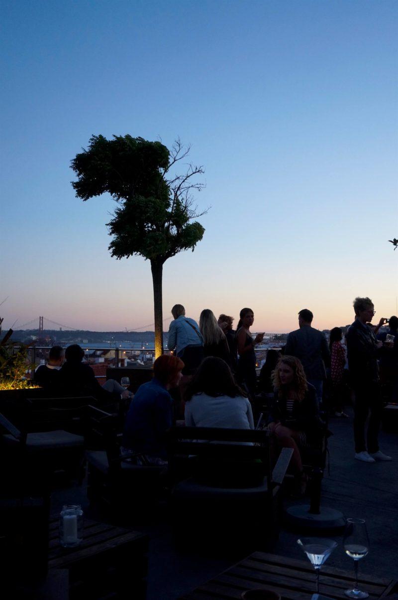 Rooftop Park Lisbonne