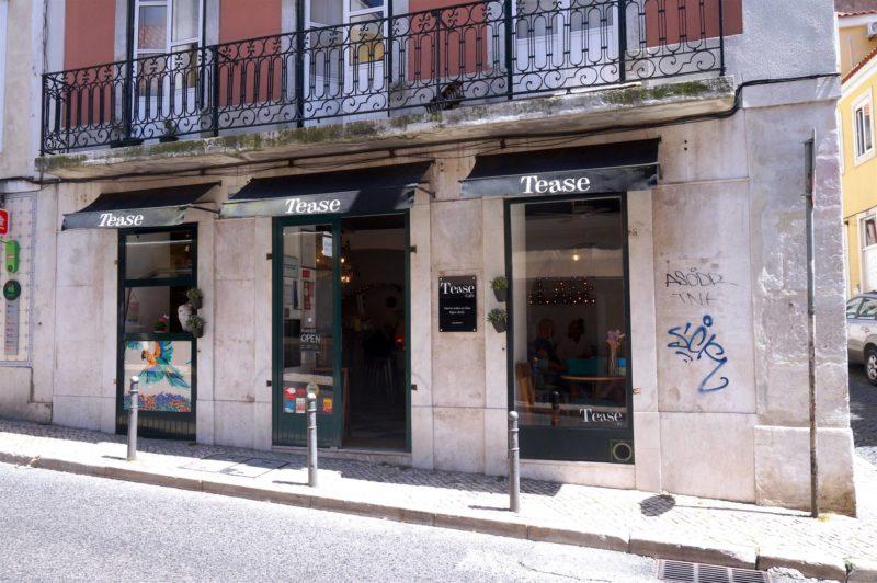 Tease Lisbonne