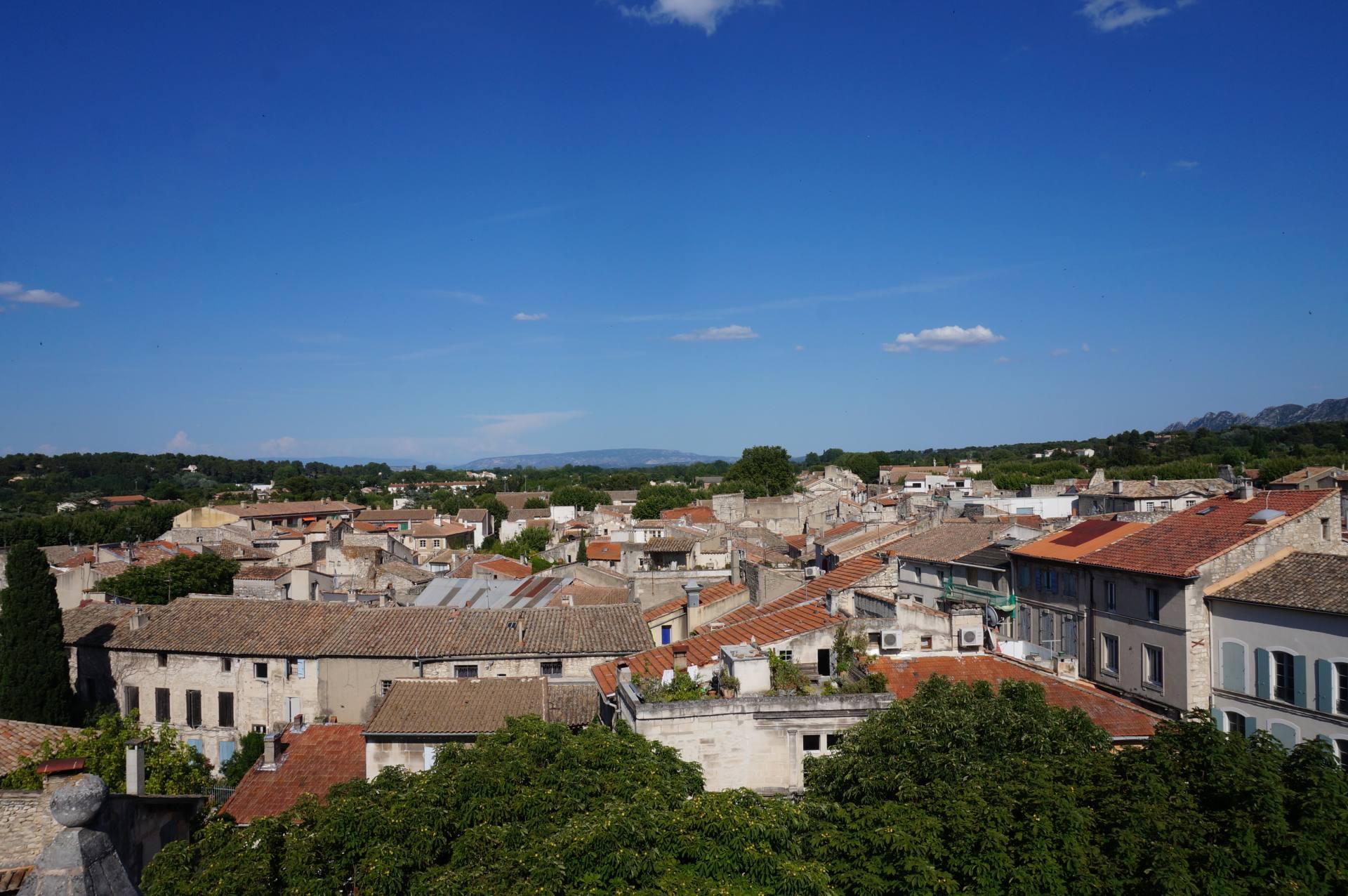 Saint remy de provence au coeur des alpilles juste for Entretien jardin st remy de provence