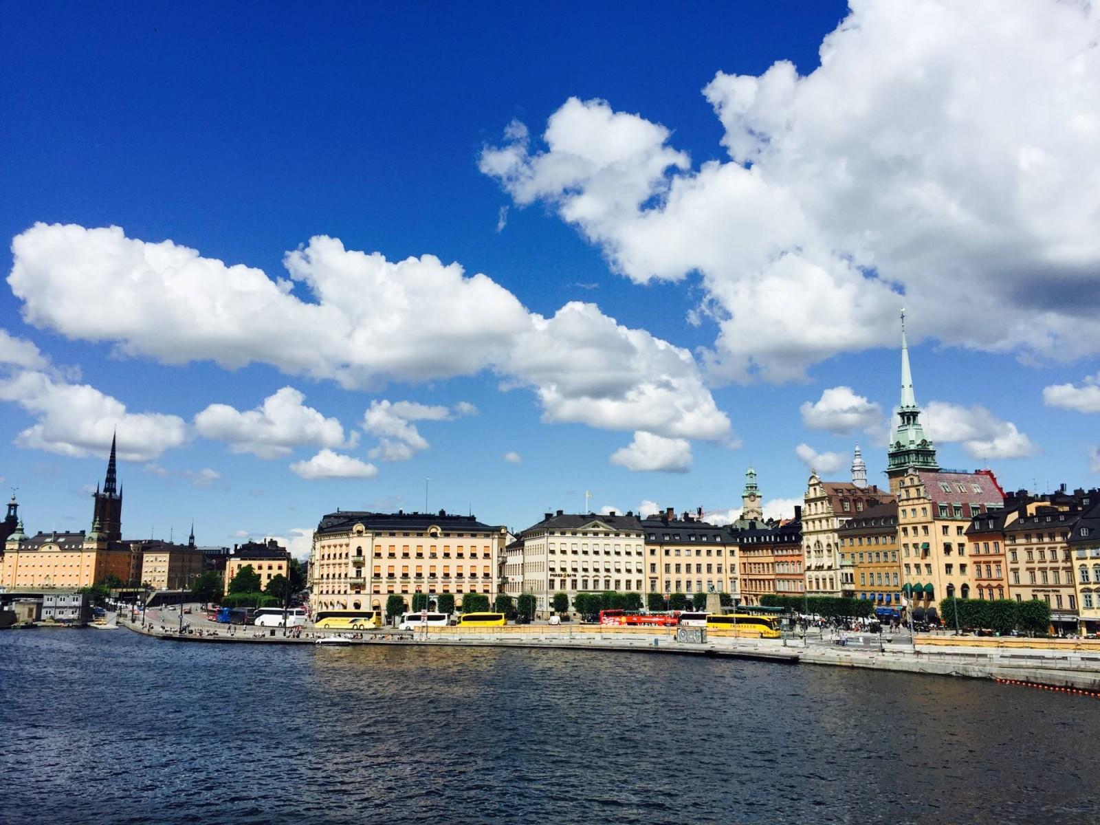 UN LONG WEEKEND A STOCKHOLM