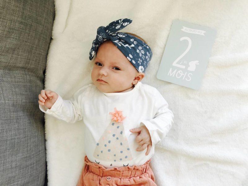 BABY LOOK #1 – PREMIER BANDEAU