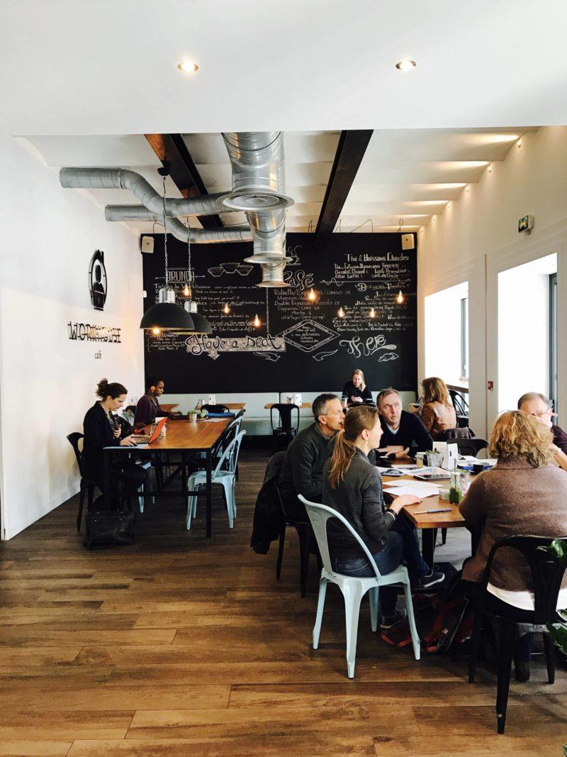 workhouse café nice