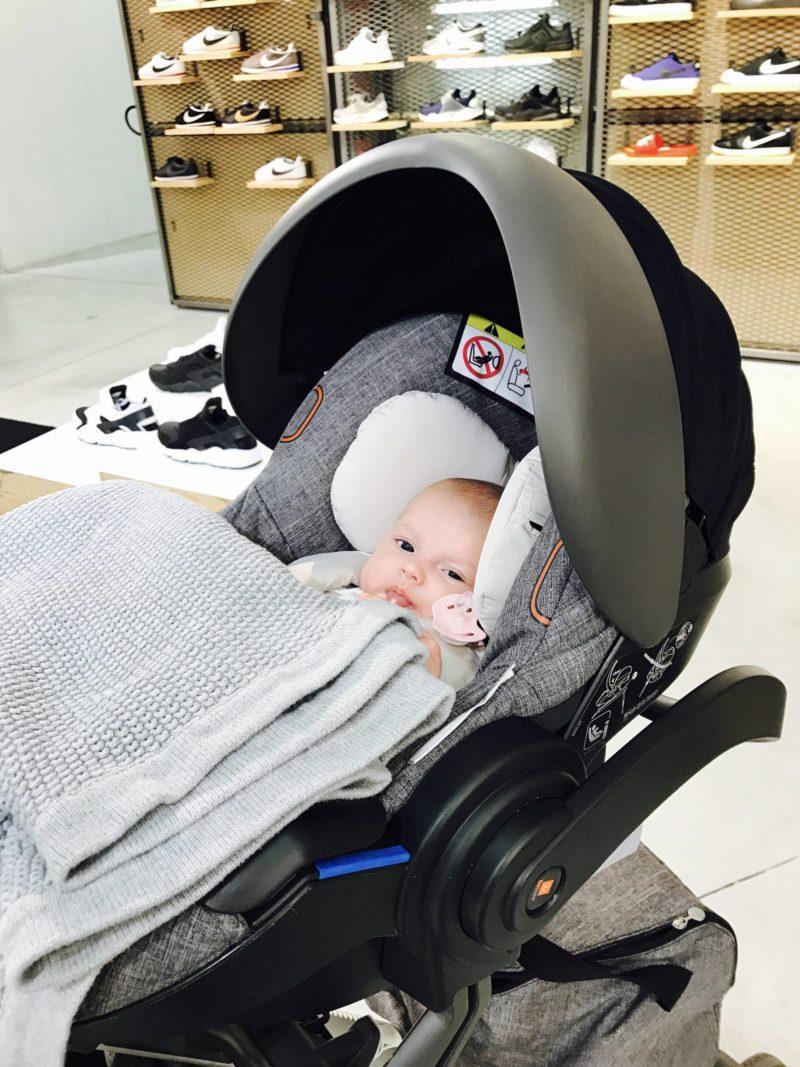 weekend avec bébé