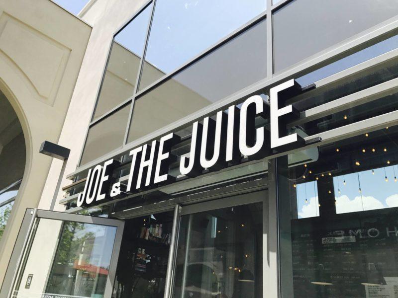 joe and the juice polygone riviera