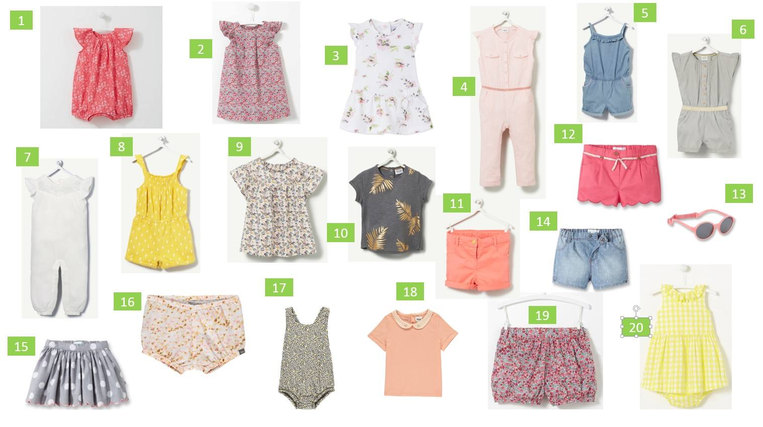SELECTION SOLDES – SPECIALE BABY
