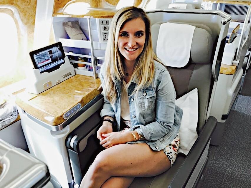 NICE-DUBAI EN A380