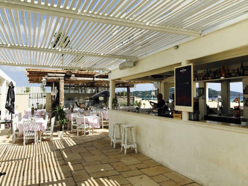 bar d'ô plage ramatuelle