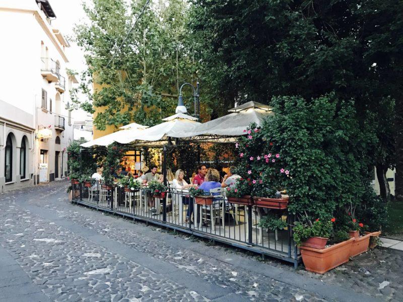restaurant orosei