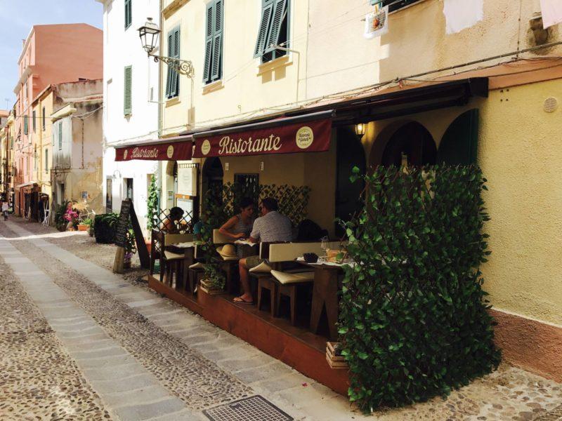 restaurant alghero