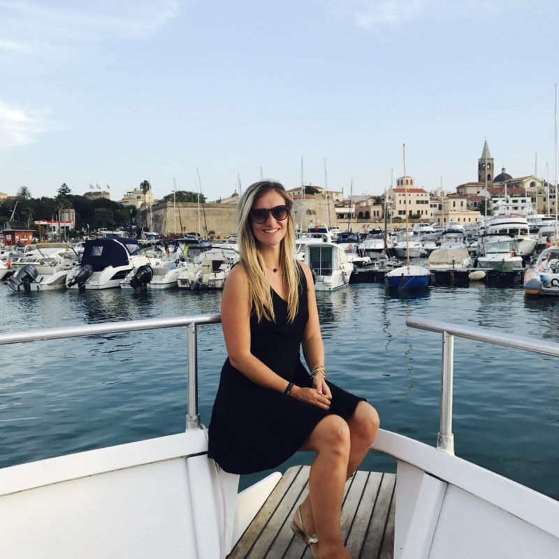 bateau alghero