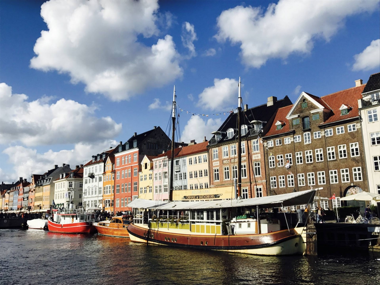 UN WEEKEND A COPENHAGUE