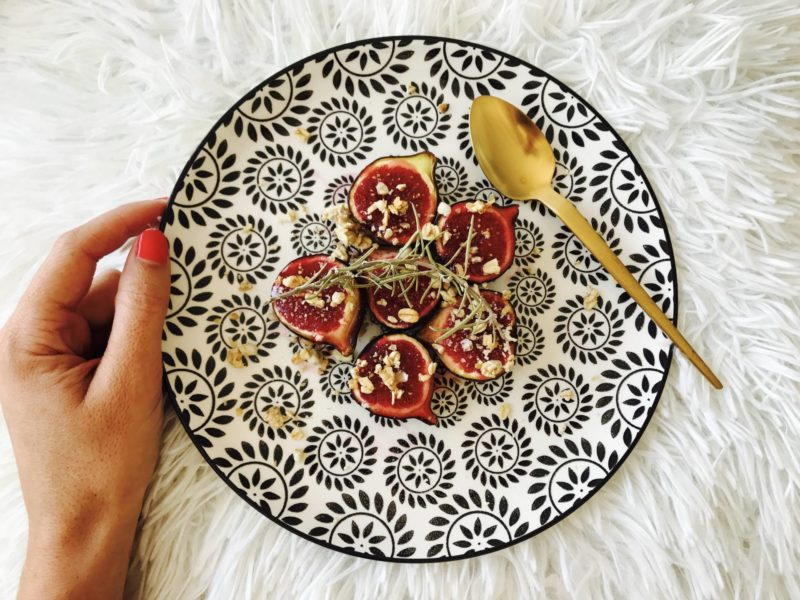 figues miel romarin