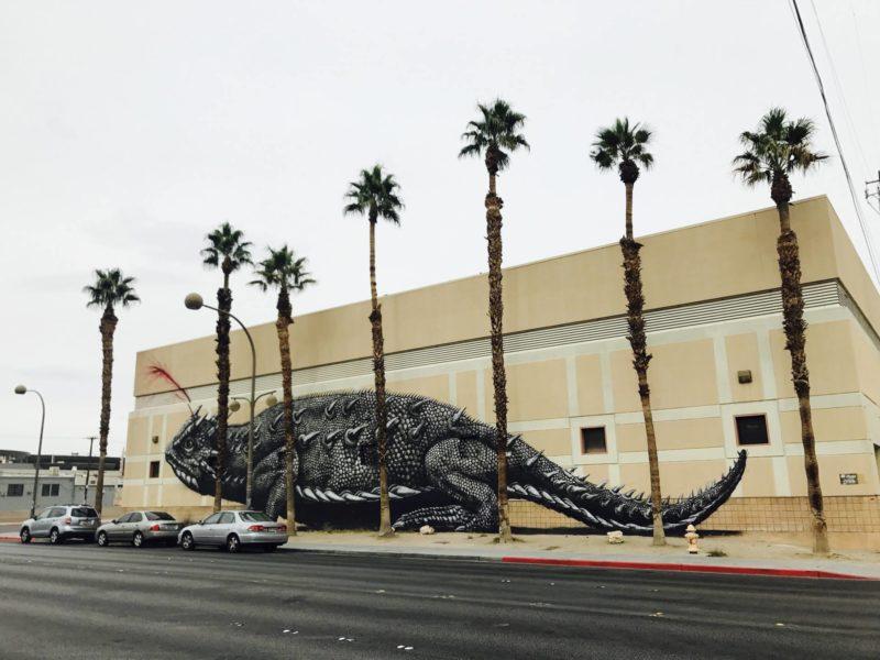 Las Vegas fremont east