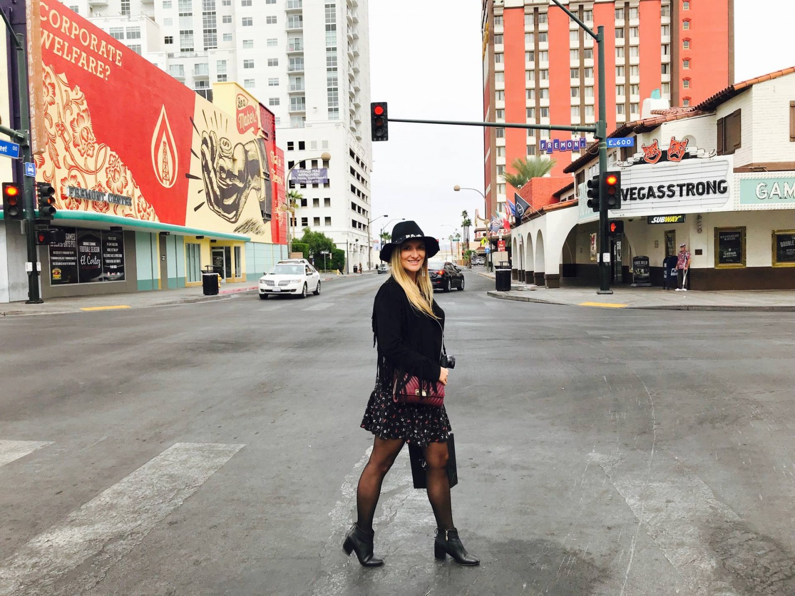 ROBE FLEURIE A FREMONT EAST