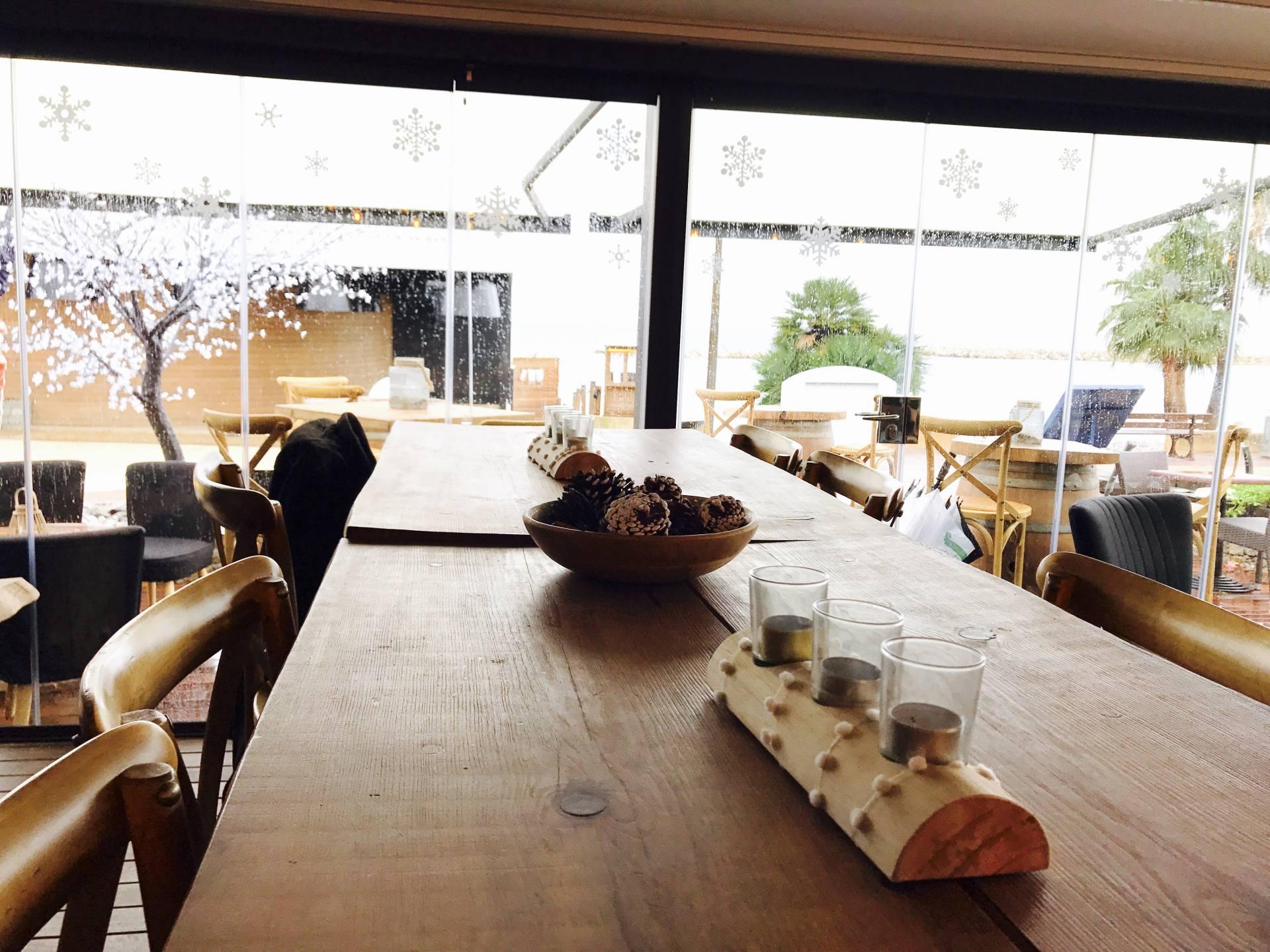 Brunch les 3g a saint laurent du var juste maudinette - Restaurant port de saint laurent du var ...