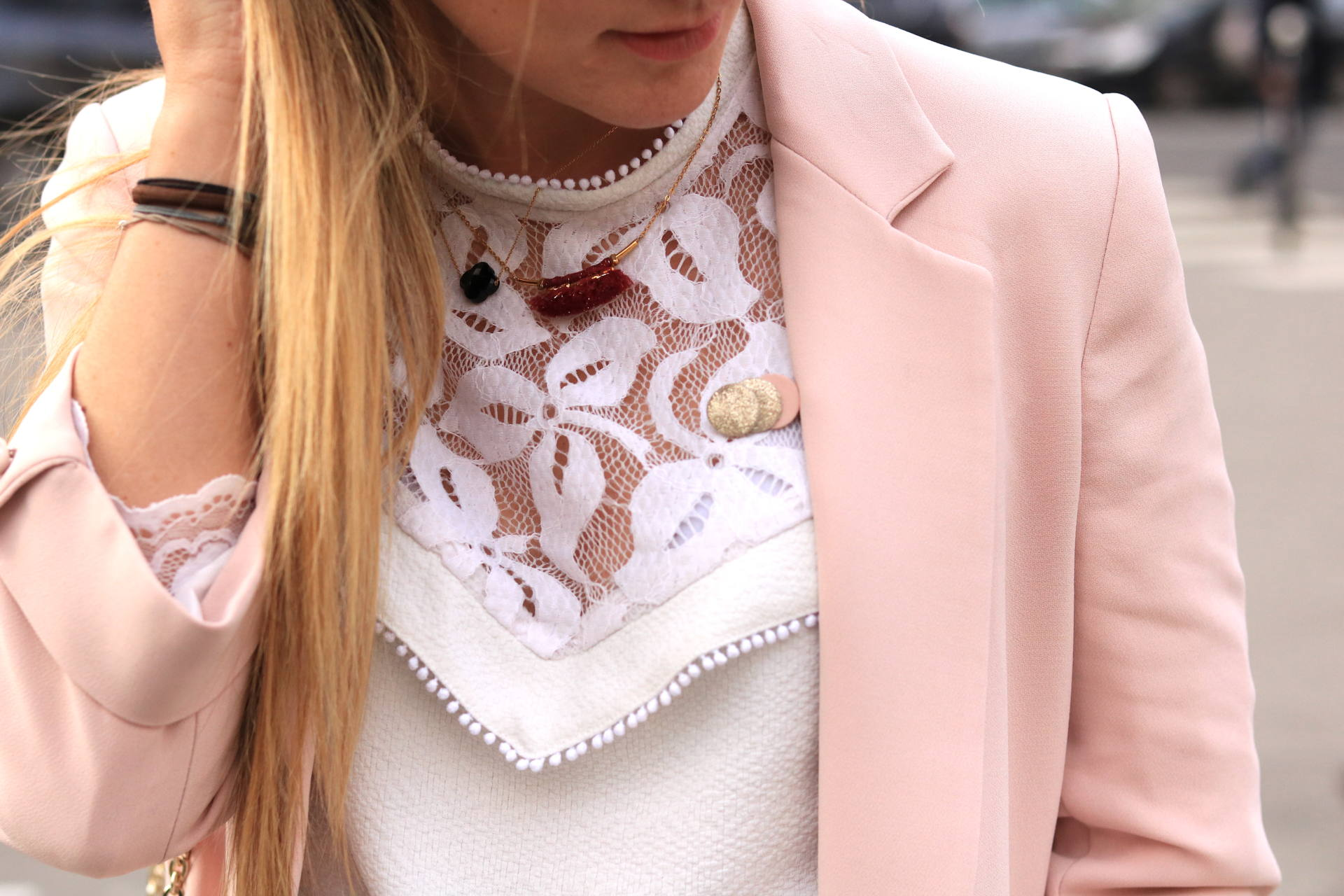 blazer rose
