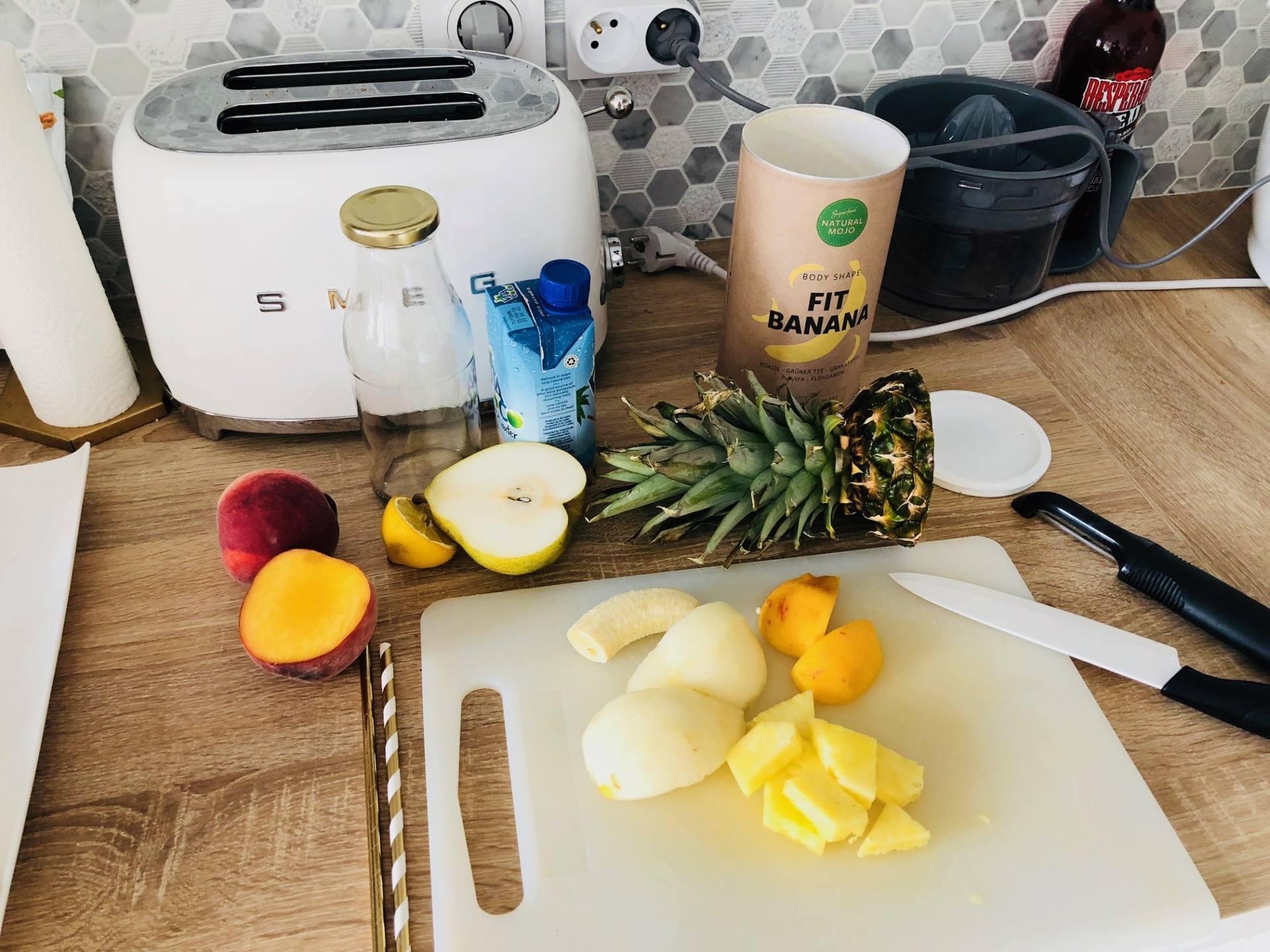 natural mojo fit banana