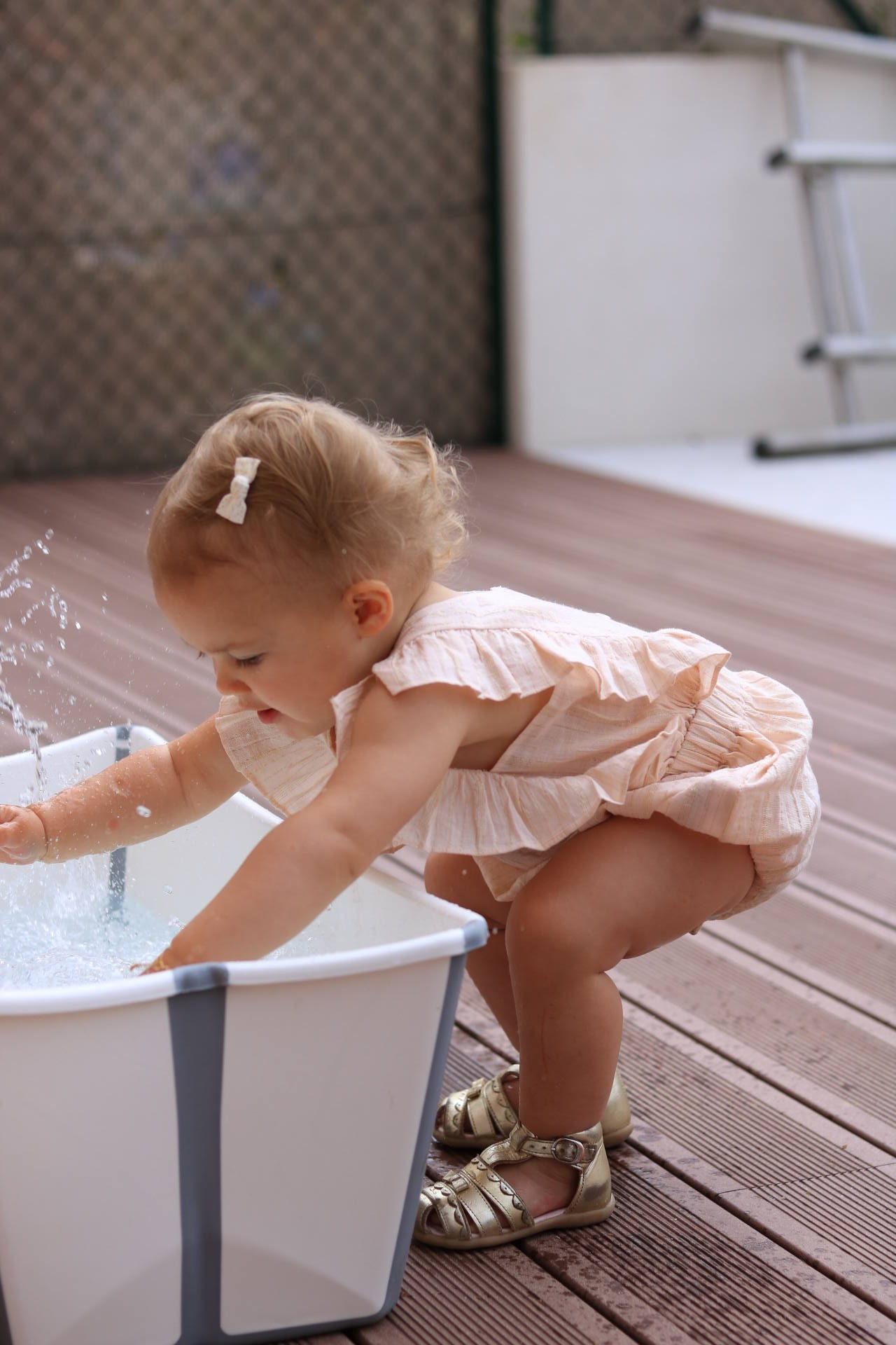 bébé-piscine