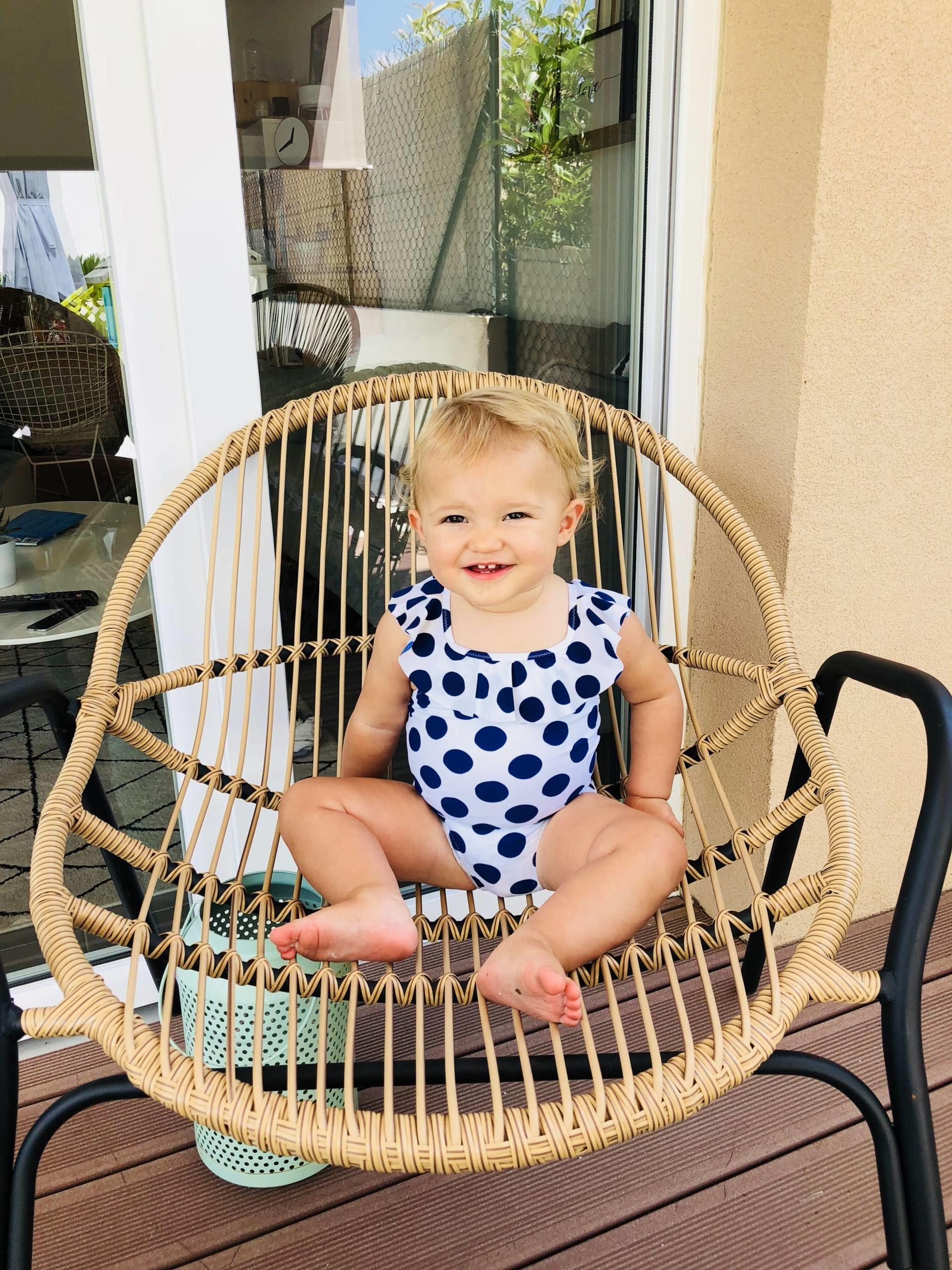 maillot de bain bébé Zara