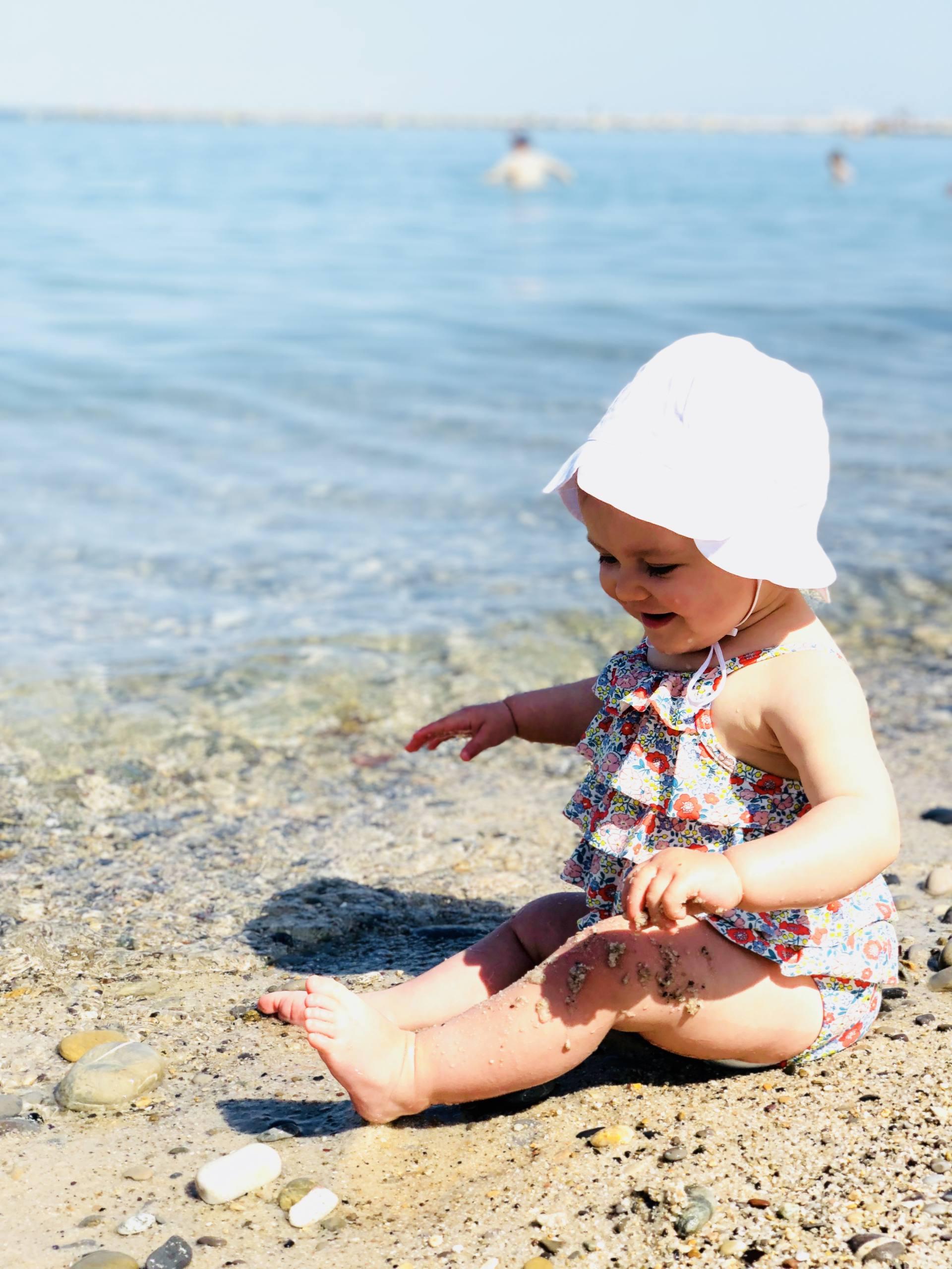 maillot de bain bébé boden