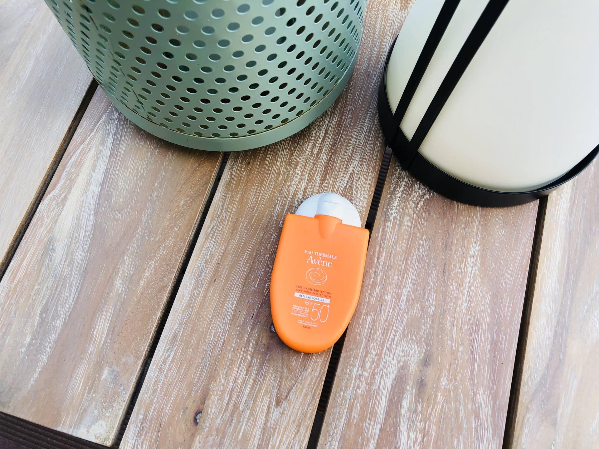 crème solaire avène bébé