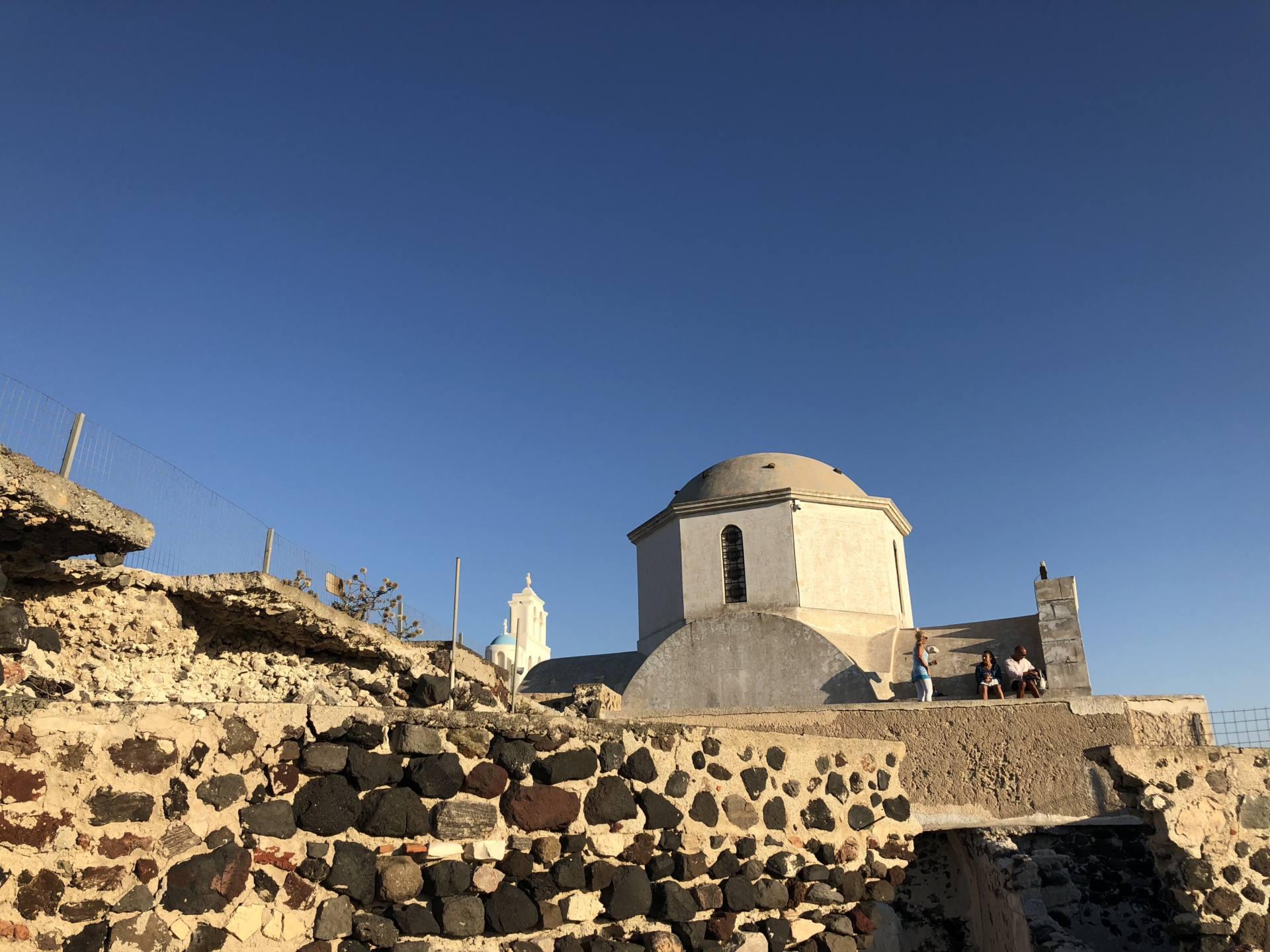 Pyrgos Santorin