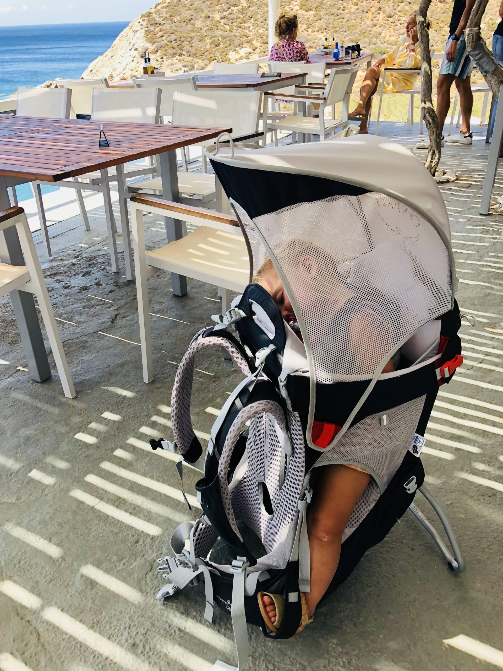porte bébé osprey poco ag