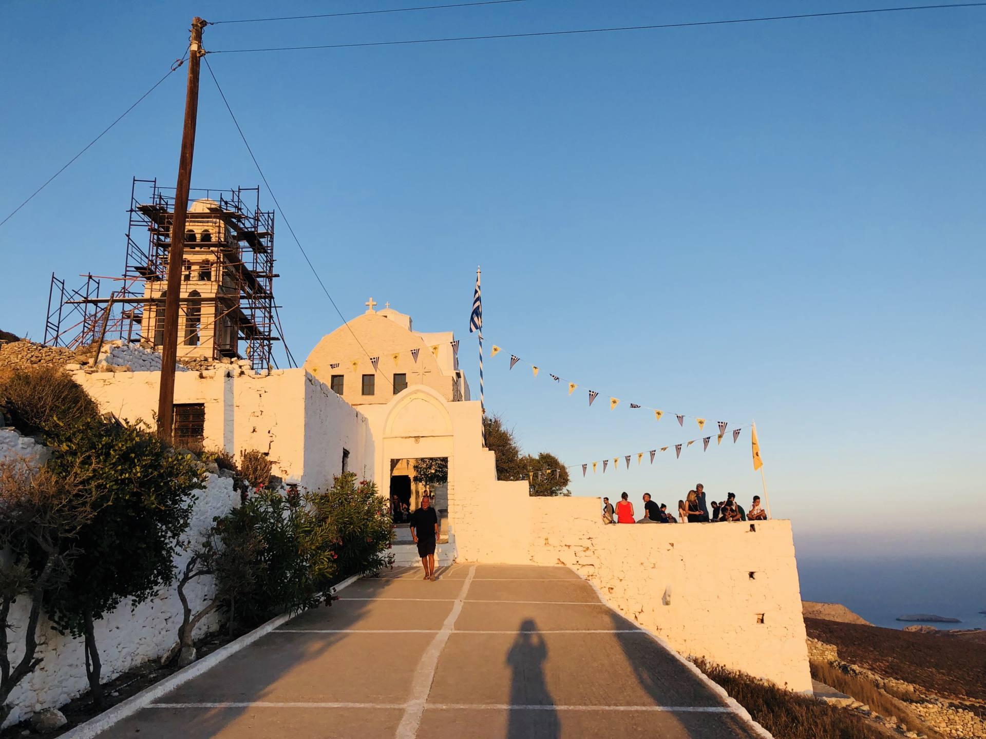église Panagia Folegandros