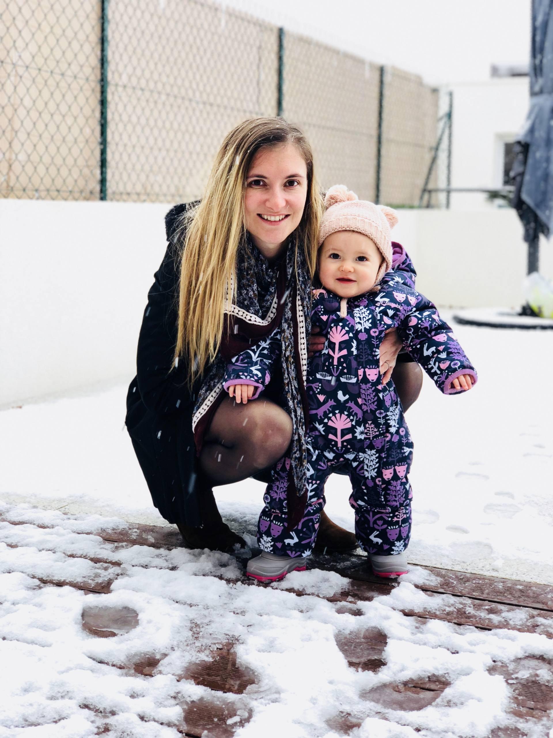 combinaison ski bébé