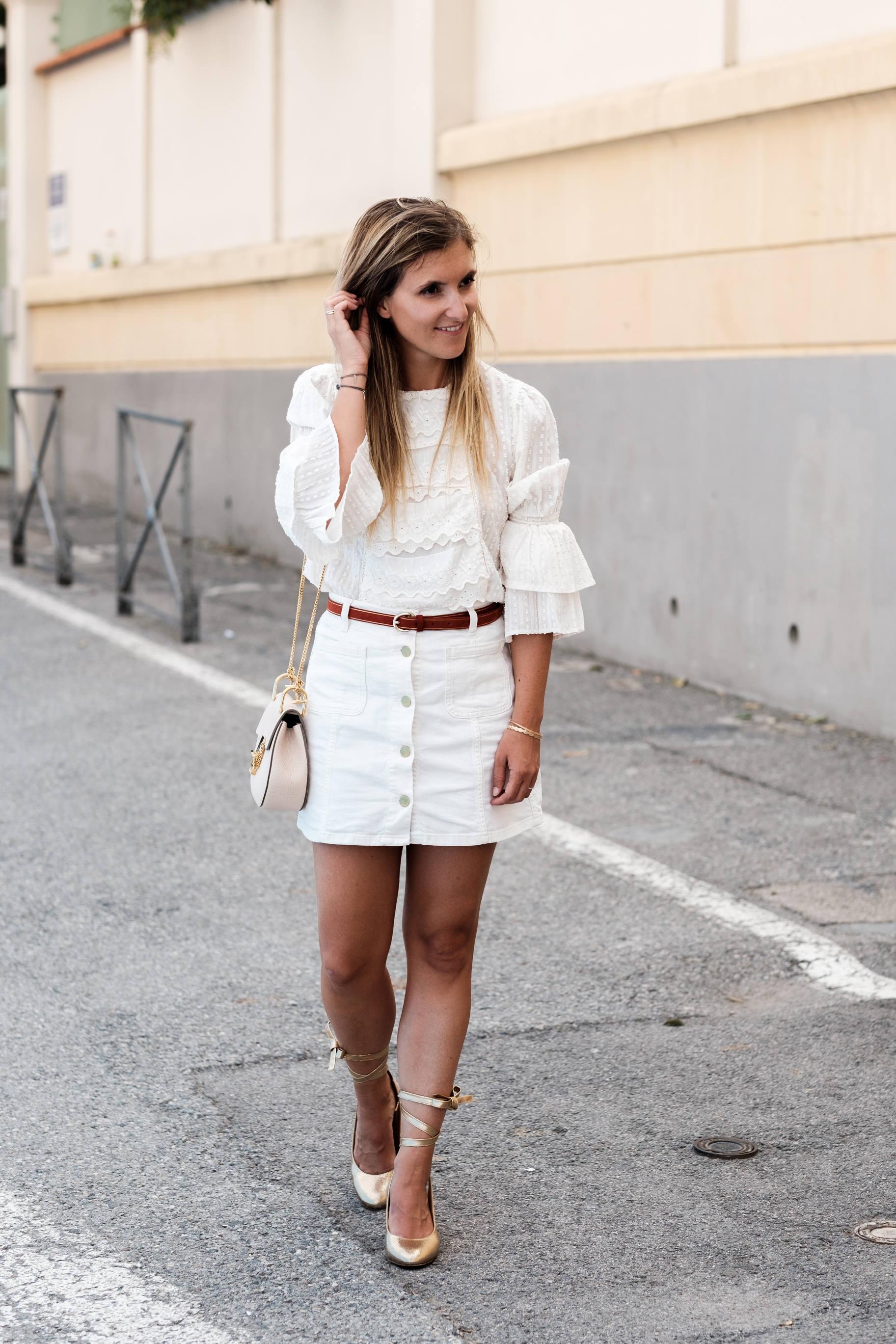look blanc