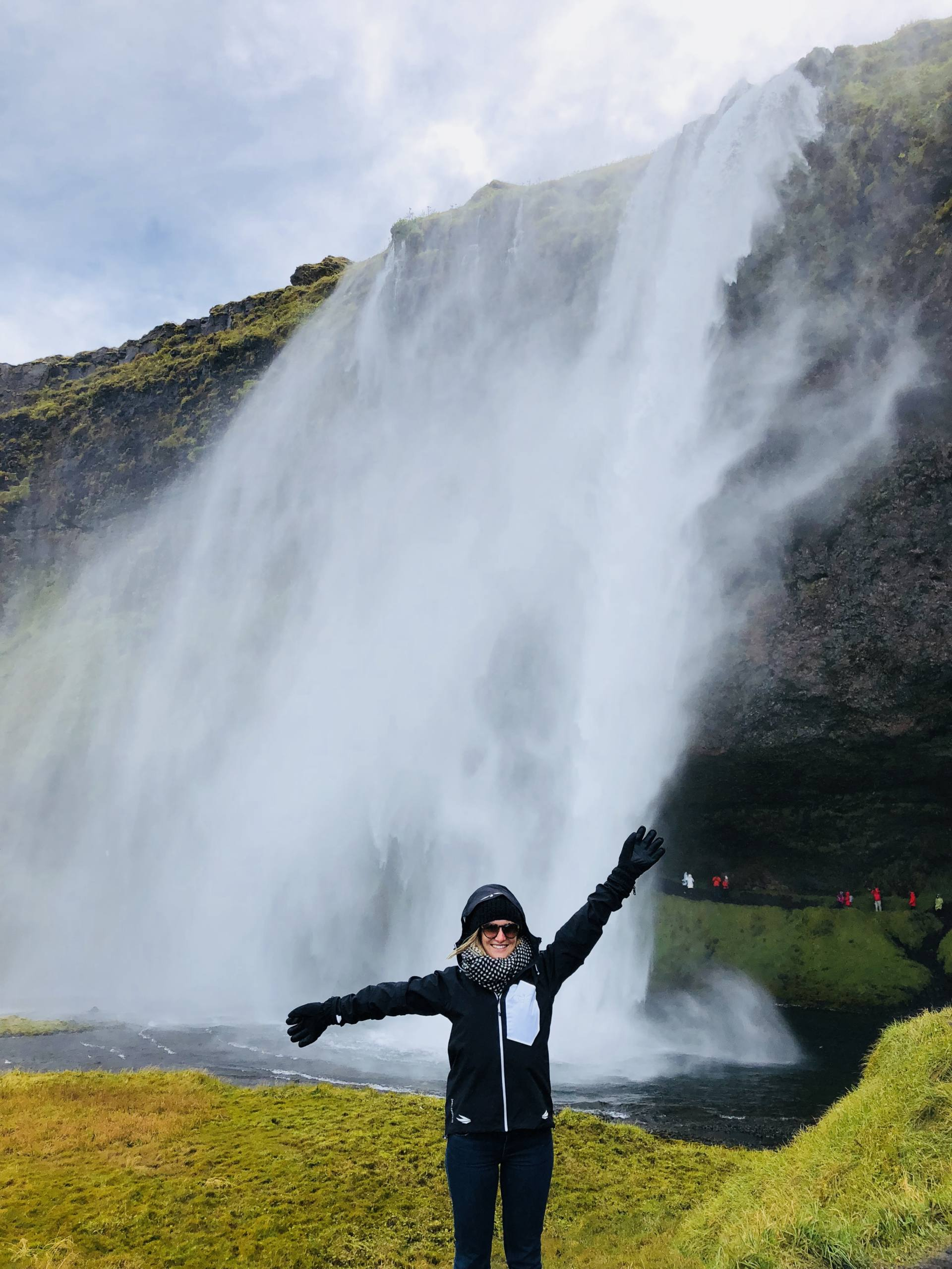 Seljalandsfoss roadtrip sud islande