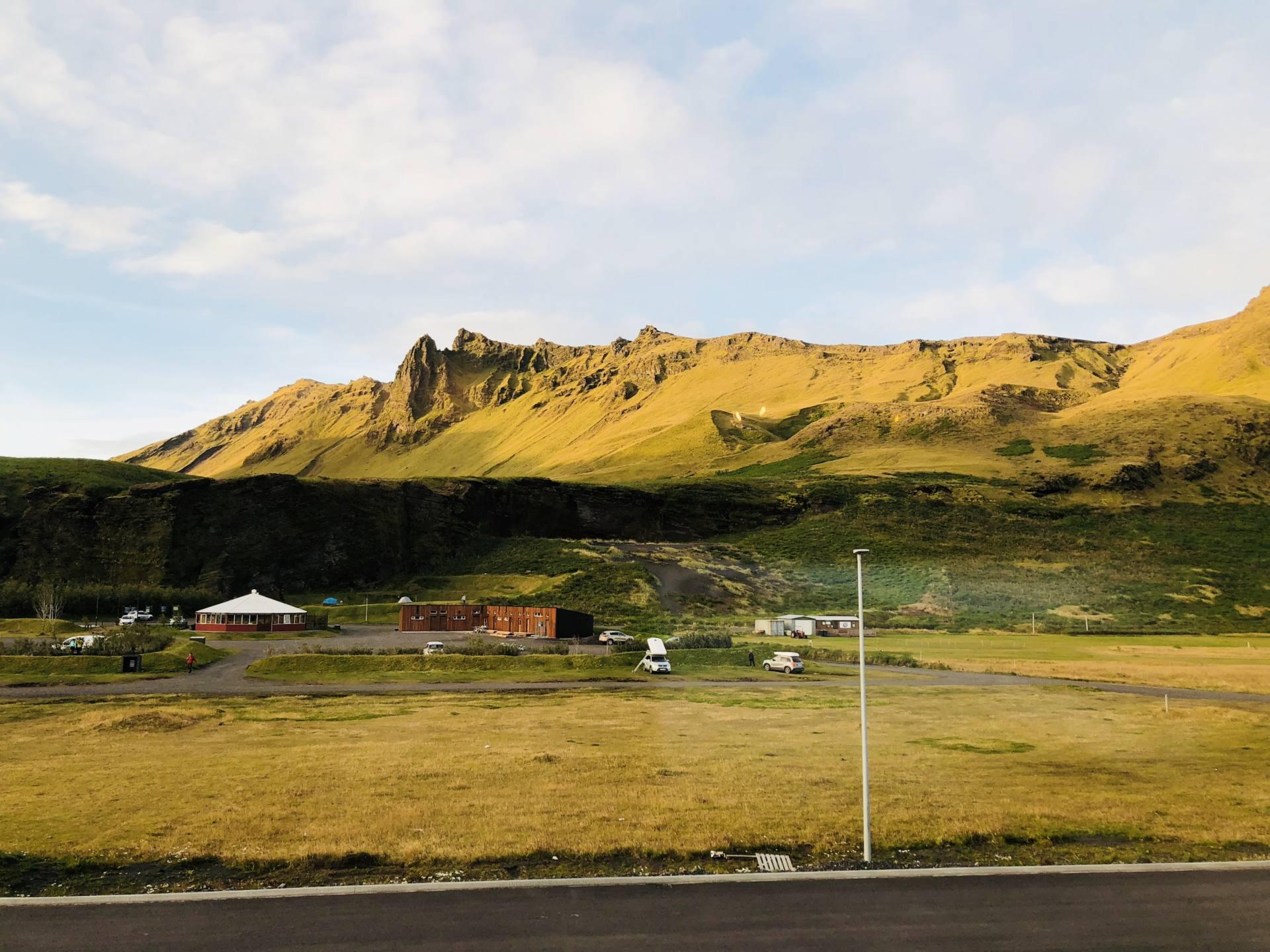 hotel kria vik islande