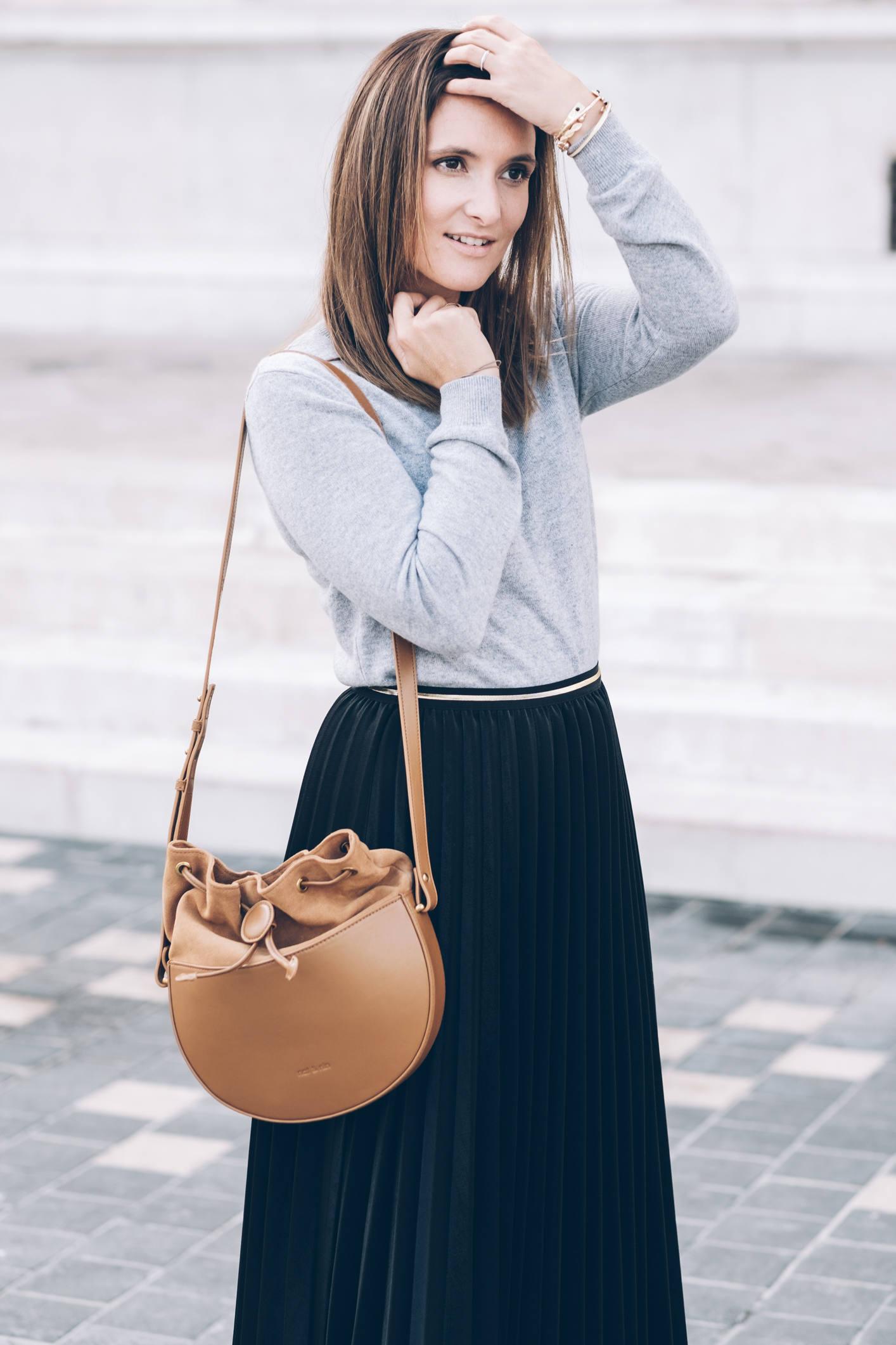 jupe-plissée