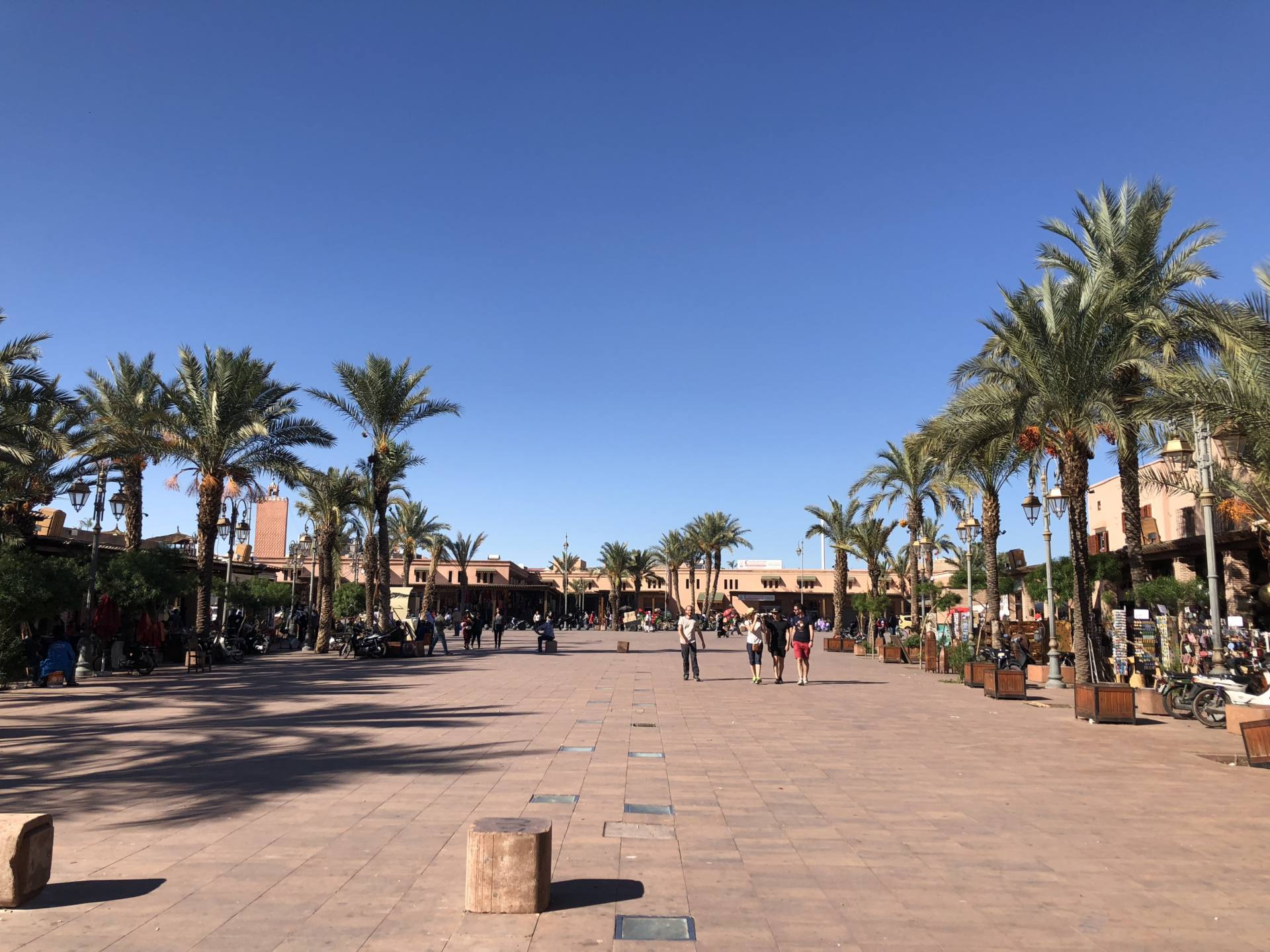 place qzaria marrakech