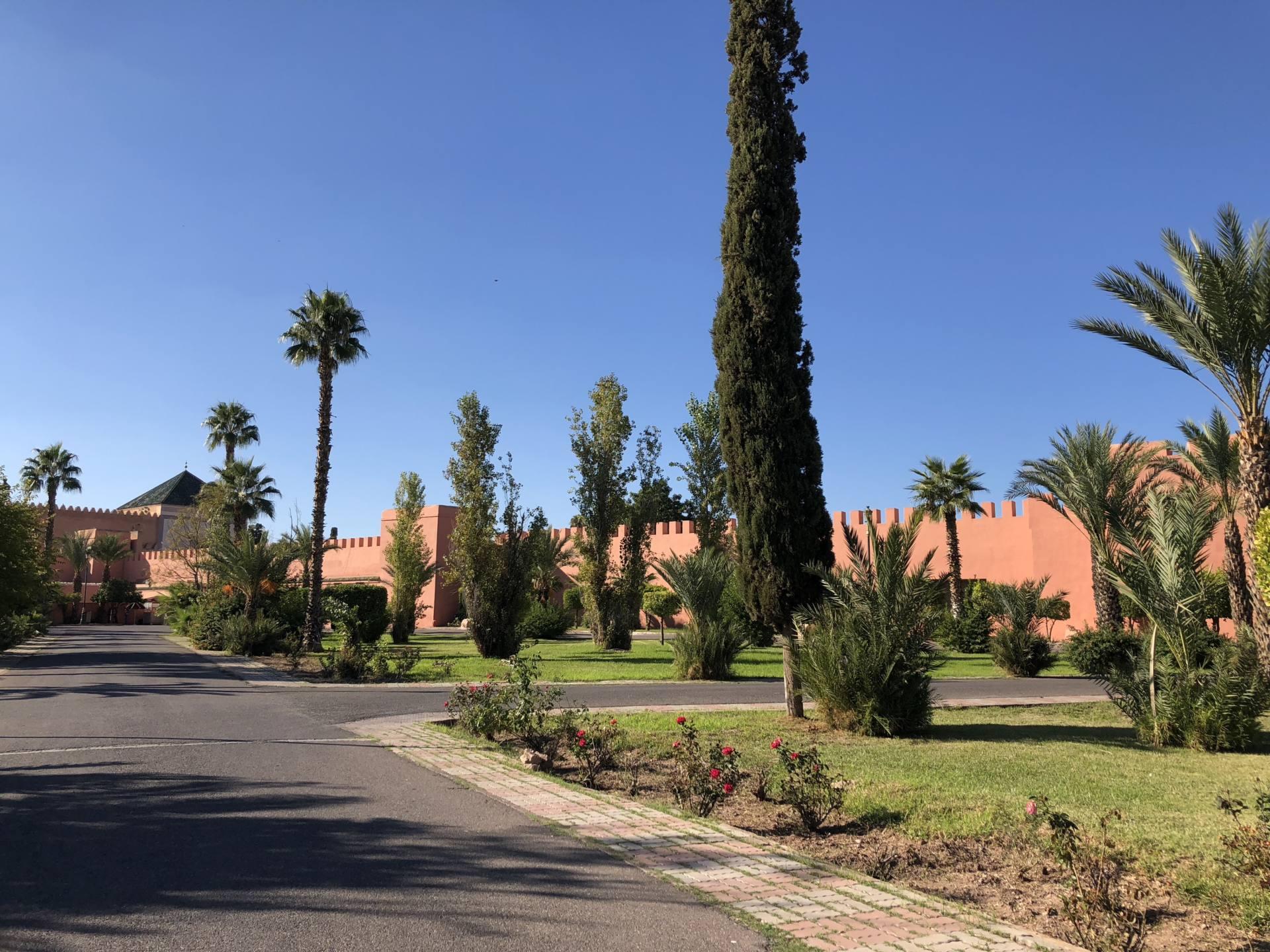 palais de la Bahia marrakech