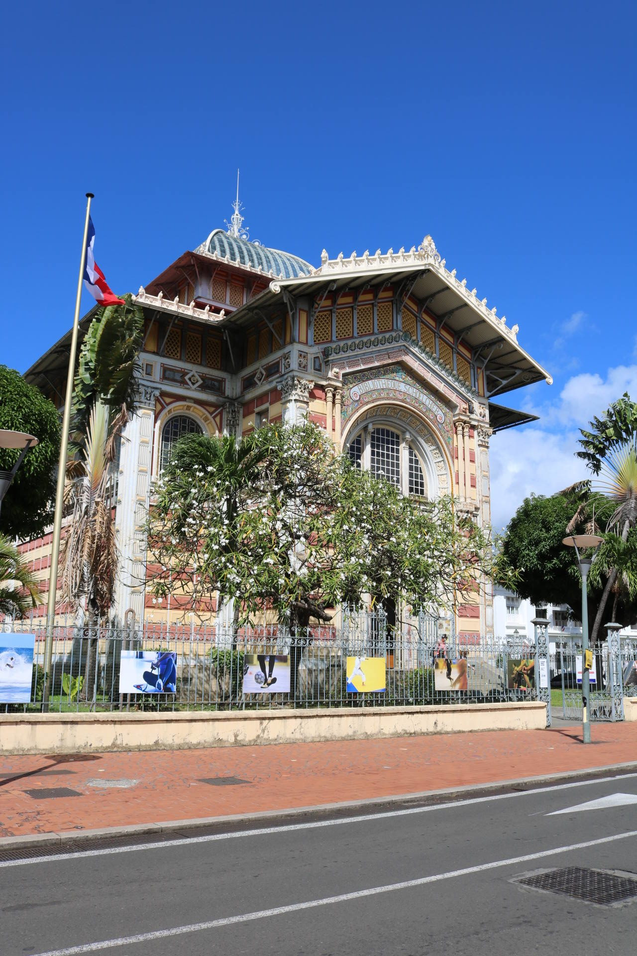 Fort de France Martinique