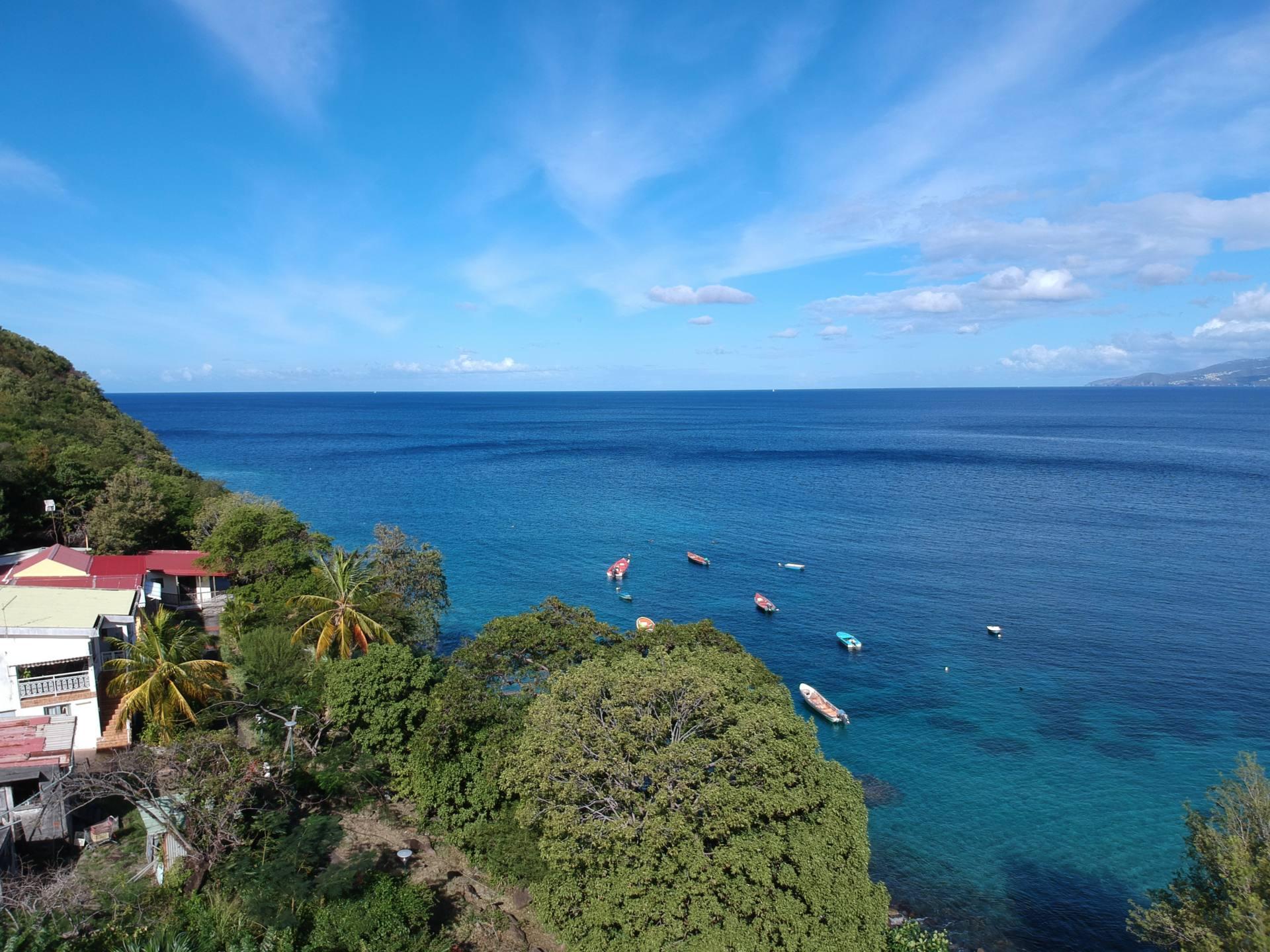 anse Dufour Martinique