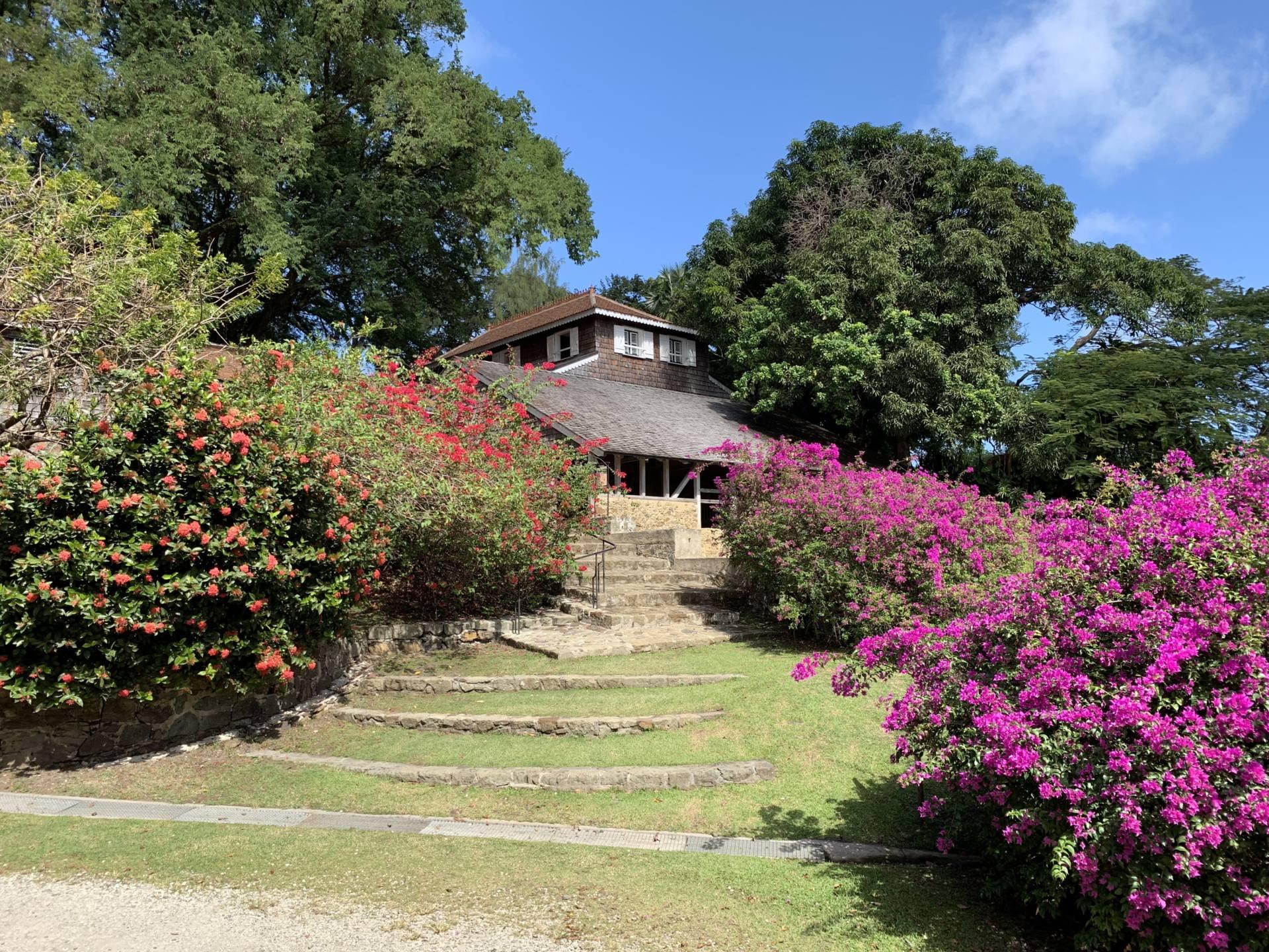 Habitation Clément rhumerie Martinique