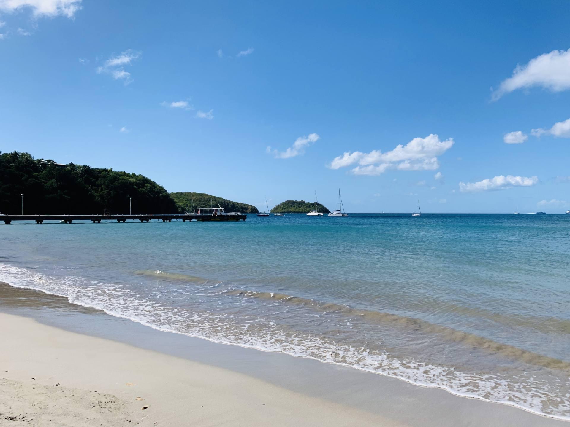 anse à l'ano Martinique