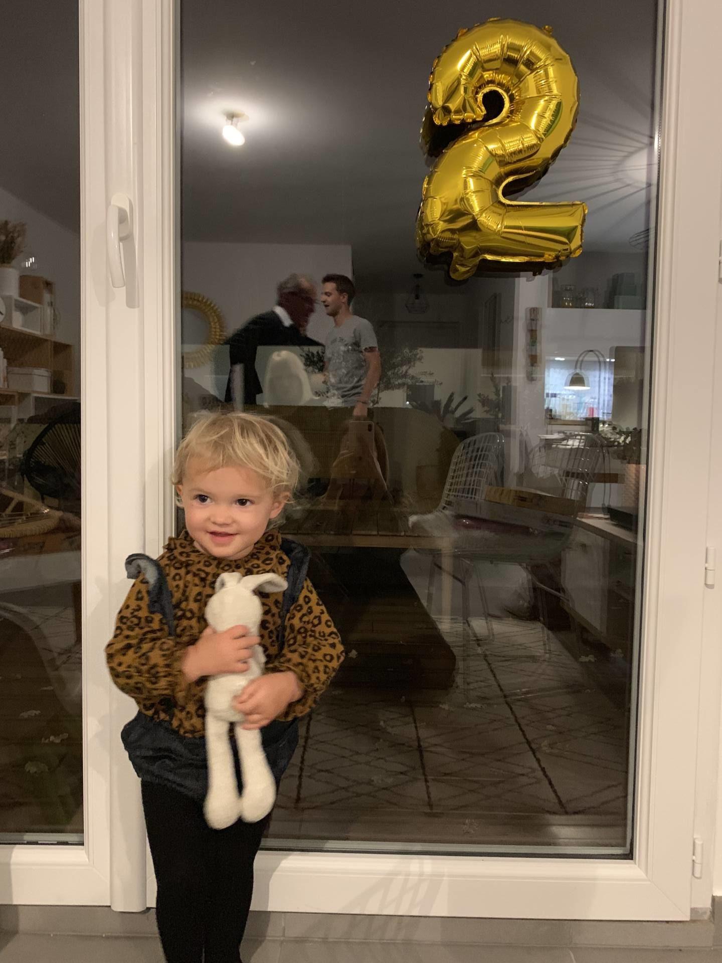 anniversaire 2 ans