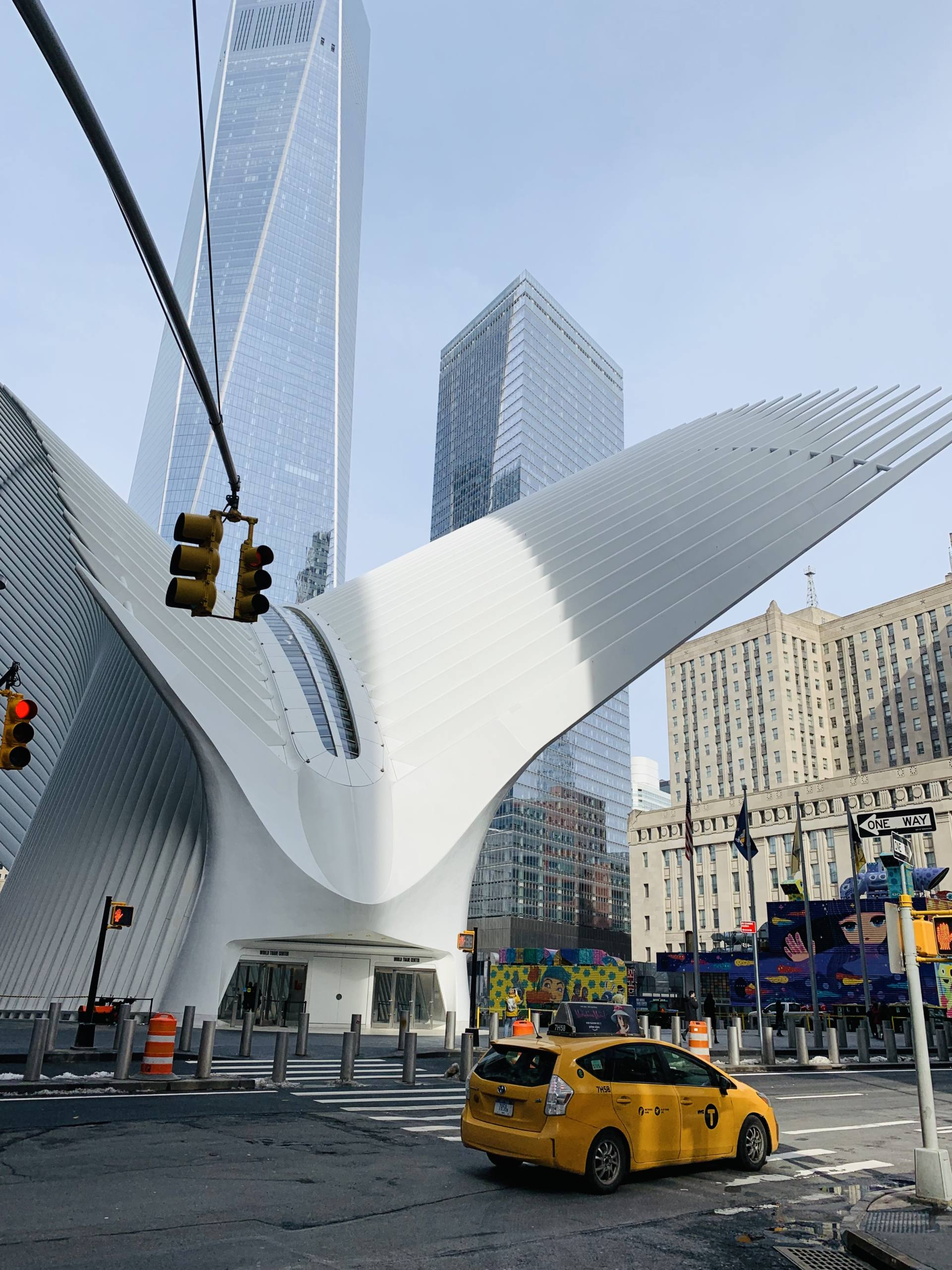 oculus one world trade center New York