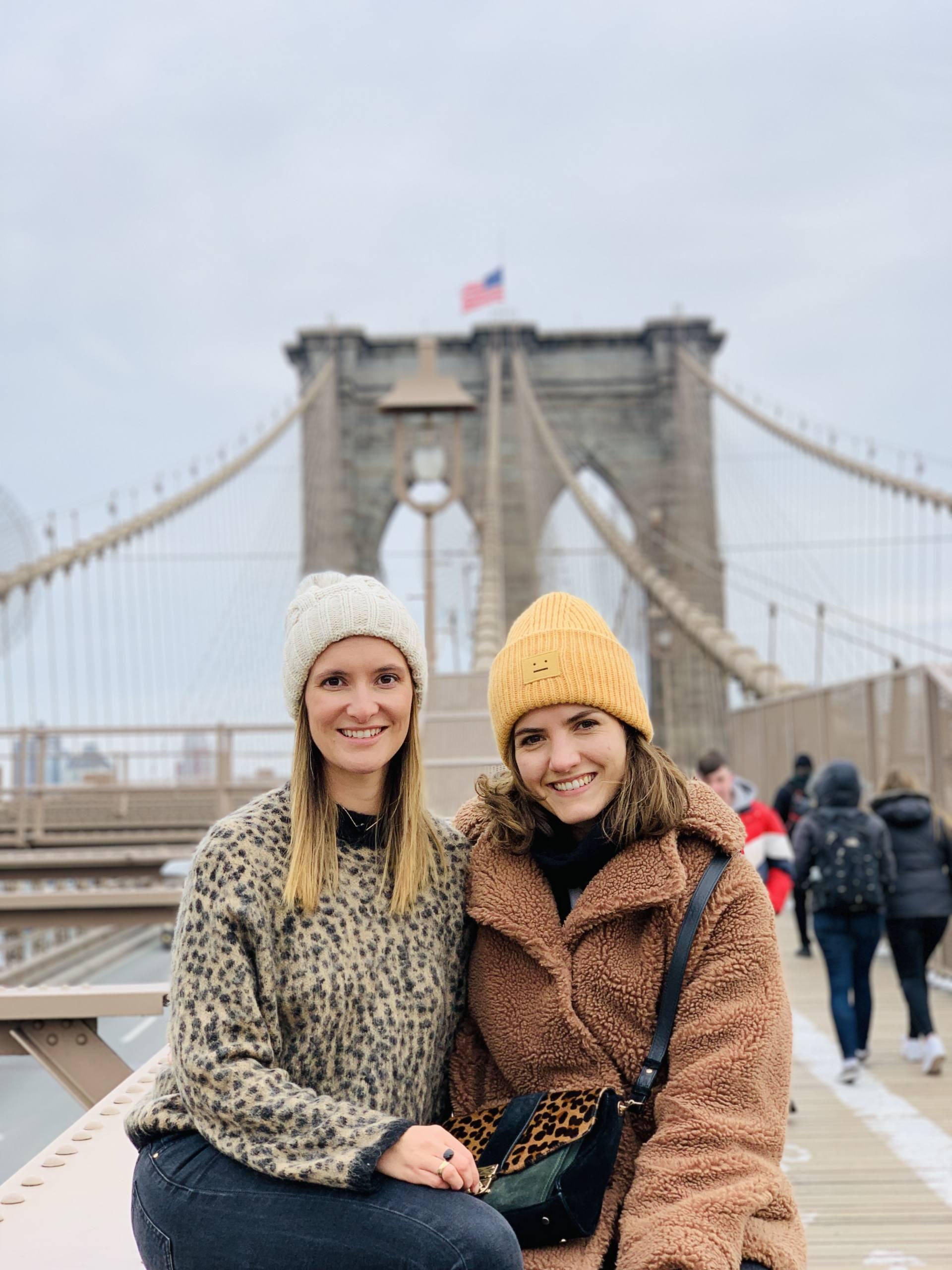 New York entre filles