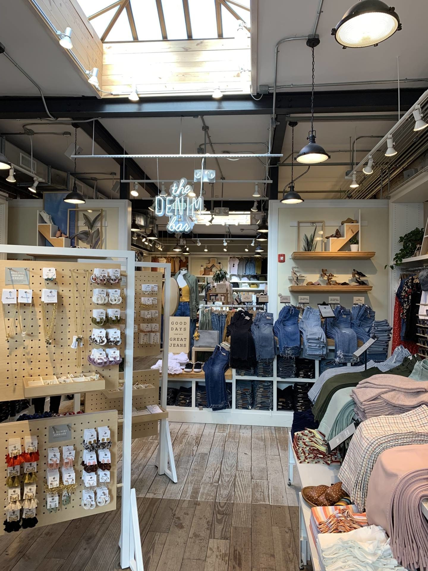 madewell Williamsburg New York