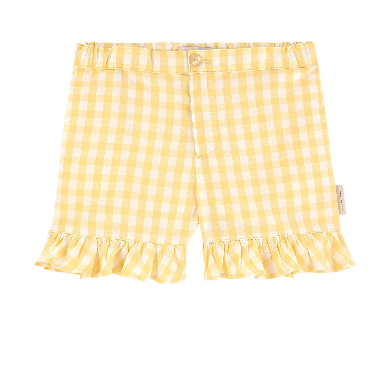 short-jauneblanc-tinycottons-melijoe
