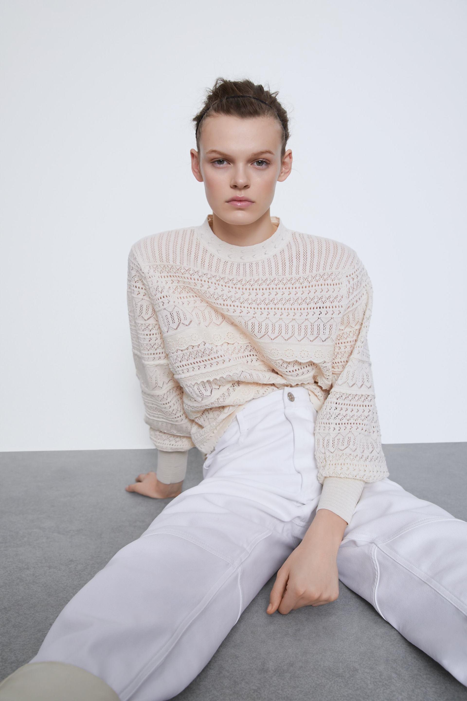 Zara-blouse-dentelle-beige-juste-maudinette